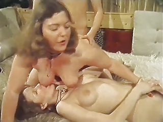 Doggystyle European Teen Threesome Vintage