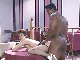 Amazing Doggystyle Hardcore Interracial  Pornstar Stockings Vintage