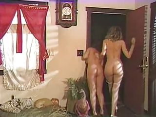 Ass Threesome Vintage