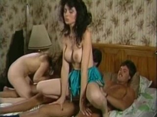 Big Tits Groupsex  Natural Pornstar Riding Swingers Vintage