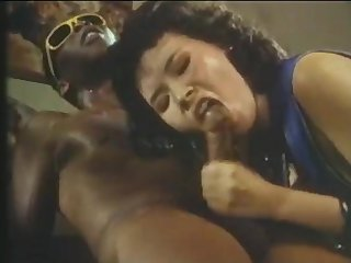 Asian Blowjob Interracial  Pornstar Vintage