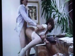 Doggystyle Hardcore  Office Pornstar Secretary Stockings Vintage