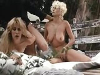 Big Tits  Natural Outdoor Pornstar Threesome Vintage