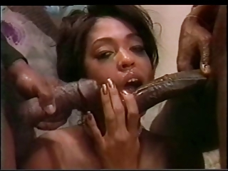 Cumshot Interracial  Pornstar Swallow Threesome Vintage