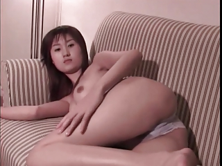 Asian Babe Cute Erotic Solo Vintage