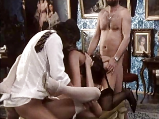 European French Groupsex Hardcore Lingerie  Pornstar Stockings Vintage