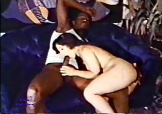 Blowjob Interracial Vintage