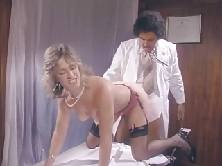 Marilyn Chambers and Ron Jeremy