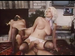 Facesitting Hairy  Pornstar Riding Stockings Threesome Vintage