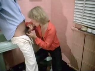 Blowjob Clothed Mature Vintage