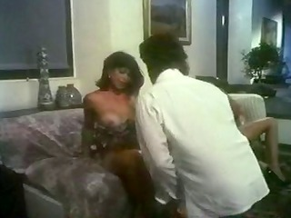swingers in an italian vintage clip