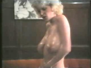 Big Tits Mature Natural Oiled  Vintage