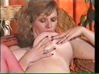 Big Tits  Natural Nipples Solo Vintage