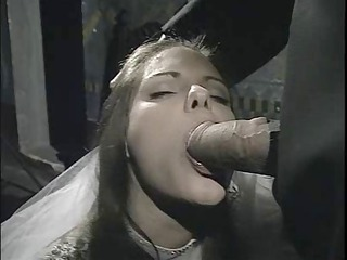 Blowjob Bride Pornstar Vintage
