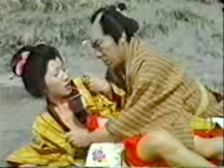 Asian Daddy Fantasy Old and Young Outdoor Vintage