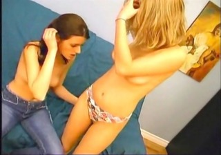 Lesbian Panty Skinny Small Tits Teen Vintage