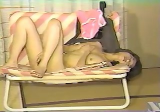 Amateur Asian Masturbating Vintage