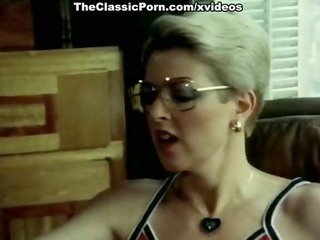 Cute Glasses  Pornstar Vintage
