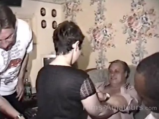 Amateur Gangbang Homemade Vintage Wife