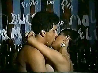 Brazilian Kissing Latina Vintage