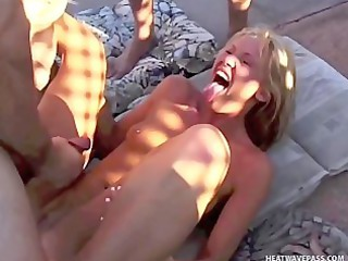 Cumshot Outdoor Vintage