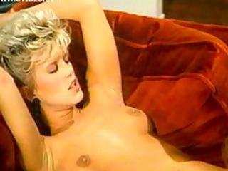 porn star amber lynn acquires her muff stuffed by tom byron