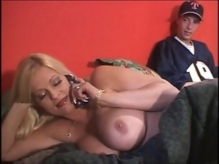 Big Tits Blonde Mature  Mom Natural Old and Young