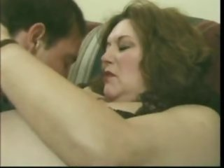 bbw   big tits   hairy   mature   mom   old woman   young