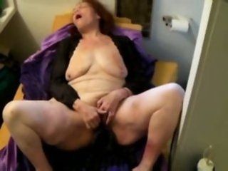 bbw   grandma   masturbation   mature   older wife