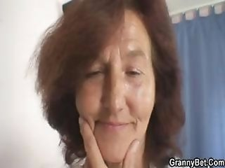 cock   granny   mature   young