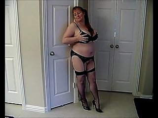 Amateur Big Tits Chubby Lingerie Mature Stockings