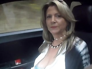 Car Mature Wife