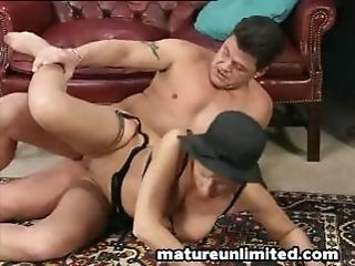 anal   cock   mature   old woman
