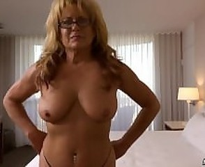 Glasses Mature Mom