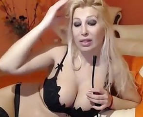Amazing Lingerie  Mom Solo Webcam