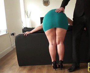 Amazing Anal Ass Chubby Mature