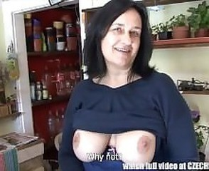 Big Tits Brunette Mature Natural