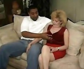 Chubby Interracial Mature Mom
