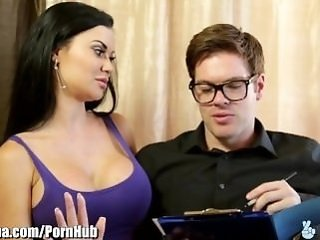 big tits   busty   handjob   mature   milf   mom   mother   pornstar