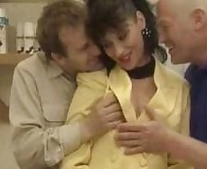 Cute  Threesome Wife