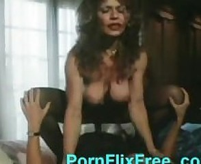 Horny housewife seduces young guy