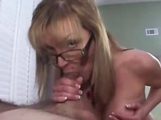 big tits   busty   cock   grandma   granny   mature   old woman   older wife   sucking