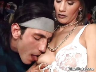 extremely impressive and slutty grown-up bitch acquires juicy part6