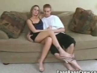 Amateur Amazing Cuckold  Old and Young Tattoo Wife