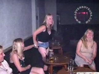 Amateur Drunk Mature Stripper