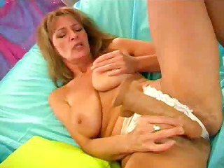 Big Tits Dildo Mature  Solo Webcam