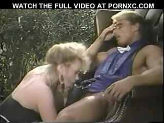 Blowjob Mature Mom Old and Young Outdoor Vintage