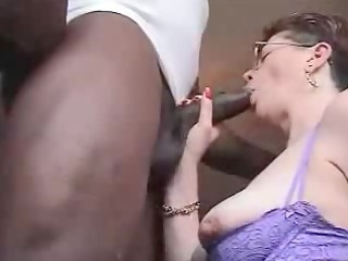 Amateur  Blowjob Glasses Homemade Interracial Mature Nipples Wife