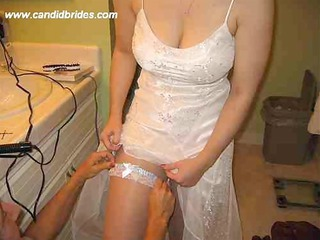 Amateur Bride Homemade Mature