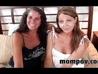 Mature Pov Threesome
